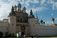 Rostov the Great, Main Gate of the Kremlin