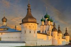 Rostov the Great, the Kremlin.