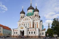 Alexandr Nevsky Cathedral, Tallinn