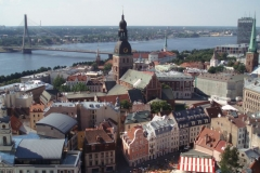 Riga. City view