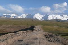 Osh to Kashgar (Kyrgyzstan)