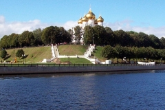 Dormition Cathedral in Yaroslavl