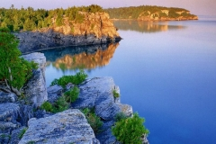 Baikal rocky shores