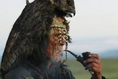Buriyat shaman