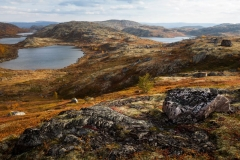 Autumn on Kola