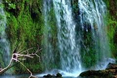 Waterfalls of Agura valley