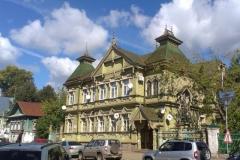 Kostroma, Houses