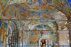 Yaroslavl, Paintings in Church of Elijah-the-Prophet