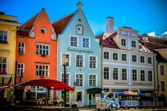 Houses of the Town Hall Square, Tallinn