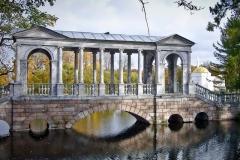 Park in Trarskoe Selo