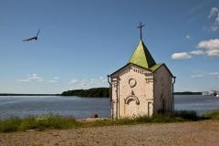 Chapel near Goritsy Convent