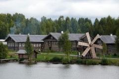 Russian village of Mandrogi