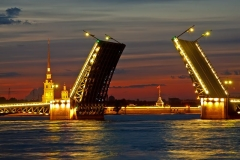 St. Petersburg bridges Divorce