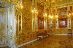 Unique Jamber Room in Catherine Palace
