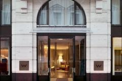 W hotel Entrance