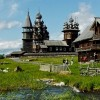 KIZHI ISLAND - OPEN-AIR MUSEUM OF WOODEN ARCHITECTURE