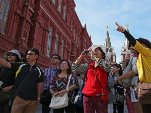 Chinese - Russian guide